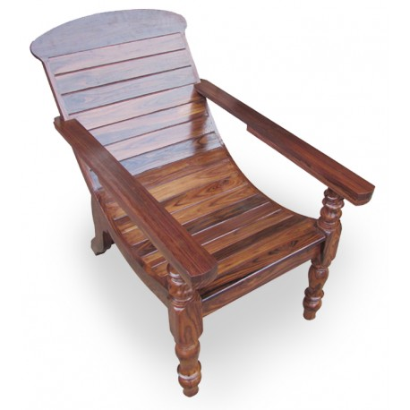 Easy Chair - Full Wood